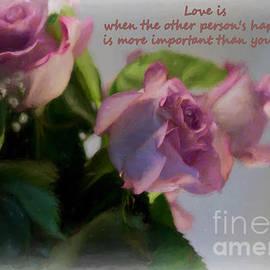 Sandra Clark - Love is.....