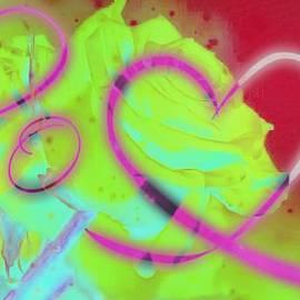 Catherine Lott - Love Rose Neon