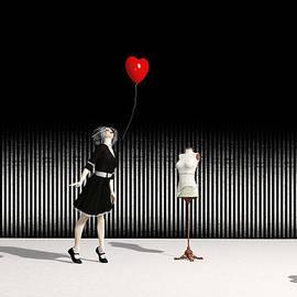 Liam Liberty - Love - Surreal Art