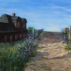 Rita Brown - Love the Old Cottage