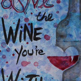 Jacqueline Athmann - Love The Wine You