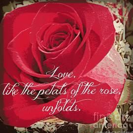 Bobbee Rickard - Love Unfolds