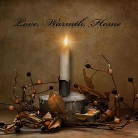 Robin-lee Vieira - Love Warmth Home