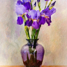 Kathy Jennings - Lovely Iris
