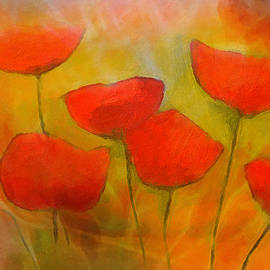 Lutz Baar - Lovely Poppies