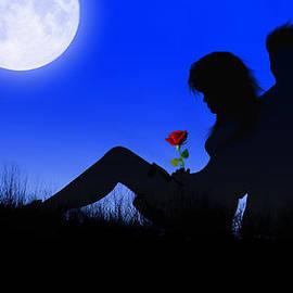 Nina Bradica - Lovers Under The Moonlight