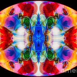 Omaste Witkowski - Loving Wisdom Abstract Living Artwork