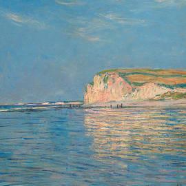 Claude Monet - Low Tide at Pourville