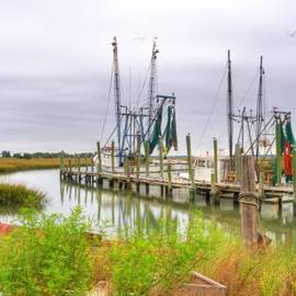 Scott Hansen - Lowcountry Shrimp Dock