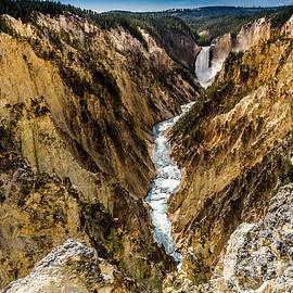 Debra Martz - Lower Falls Of The Yellowstone River