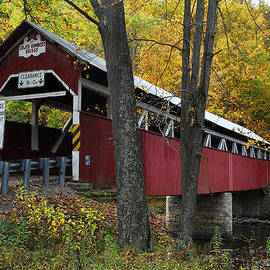 Dan Myers - Lower Humbert Covered Bridge