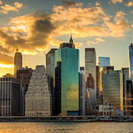 Chris McKenna - Lower Manhattan Sunset 3-1
