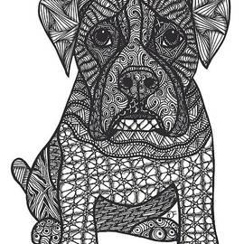 Dianne Ferrer - Loyalty- Boxer Dog
