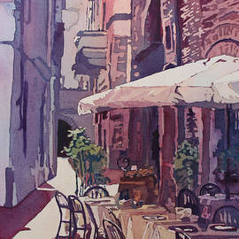 Jenny Armitage - Lucca Cafe