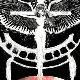 Vampire Amorph - Luciferiam Goddess