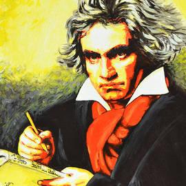 Victor Minca - Ludwig Von Beethoven