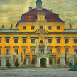 L Wright - Ludwigsburg Palace