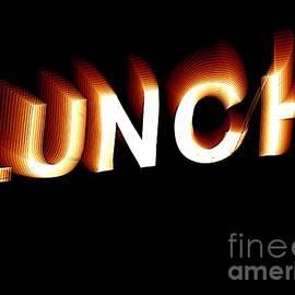Ed Weidman - Lunch