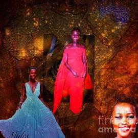 Saundra Myles - Lupita Nyongo the Lovely Daughter of Kenya