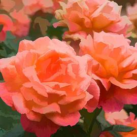 Georgia Mizuleva - Luscious Fragrant Roses - Impressions of June