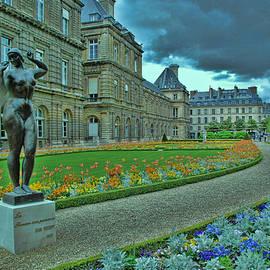 Allen Beatty - Luxembourg Gardens