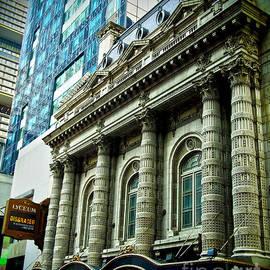 James Aiken - Lyceum Theatre