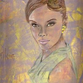 P J Lewis - Lynette