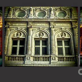 James Aiken - Lyric Theatre Triptych