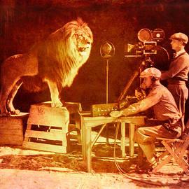 Douglas MooreZart - M G M Filming of Leo the Lion Production Logo 1917 to 1928