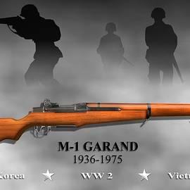 John Wills - M1 Garand