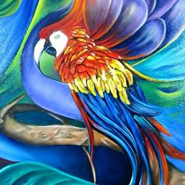 Sherry Strong - Macaw