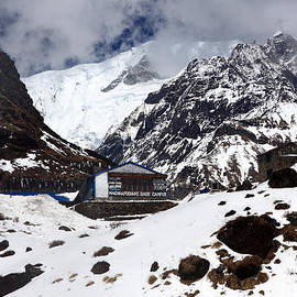 Aidan Moran - Machhapuchchhre Base Camp