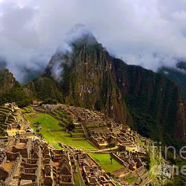 Catherine Sherman - Machu Picchu Overlook