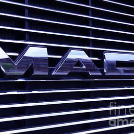 Paul Ward - Mack Truck Grill