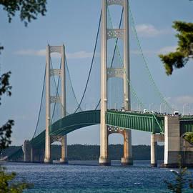 Scott Gordon - Mackinac Bridge