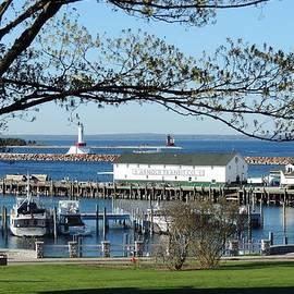 Keith Stokes - Mackinac Island Harbor