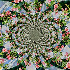 H Cooper - Mackinac rose mandala