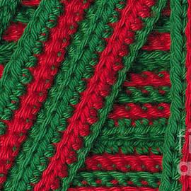 Kerstin Ivarsson - Macro crochet stripes