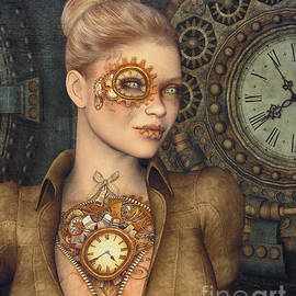 Jutta Maria Pusl - Madame Clockwork