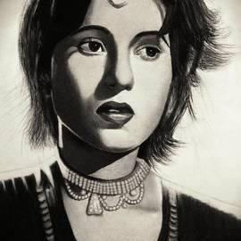 Vishvesh Tadsare - Madhubala-Sepia