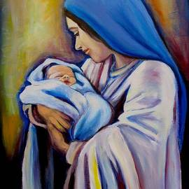Sheila Diemert - Madonna and Child Version 2