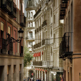 Joan Carroll - Madrid Streets