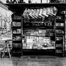 Spyros Papaspyropoulos  - Magazines and newspapers