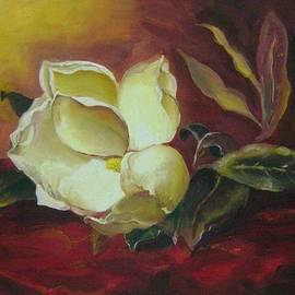 Layla Munla - Magnolia Flower