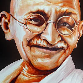 Arun Sivaprasad - Mahatma Gandhi