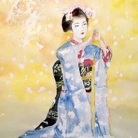 Yoshiko Mishina - Maiko Girl