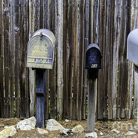 Sheldon Kralstein - Mail Boxes