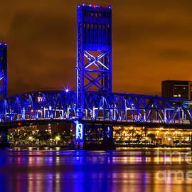 Dawna  Moore Photography - Main Street Bridge Jacksonville Florida