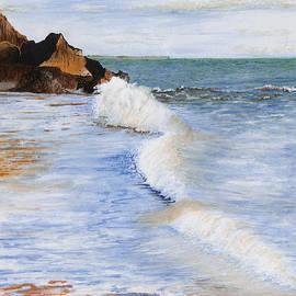 Stuart B Yaeger - Maine Coast Angry And Beautiful