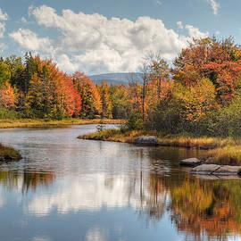 Bill Swindaman - Maine Fall Foliage Photograph - Acadia Bar Harbor Area